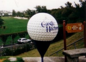 Maybe The World S Largest Golf Ball Huge Golf Ball