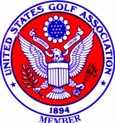 Photo of United States Golf Association seal